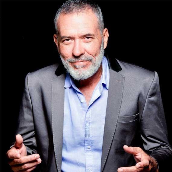 Roberto Novo, ganador de dos Gran Premio Guzmán