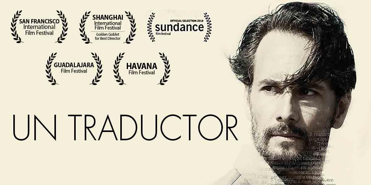 Poster película cubano-canadiense Un Traductor
