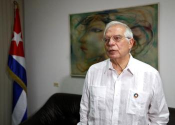 El ministro de Exteriores de España durante su visita oficial a La Habana. Foto: Yander Zamora / EFE.