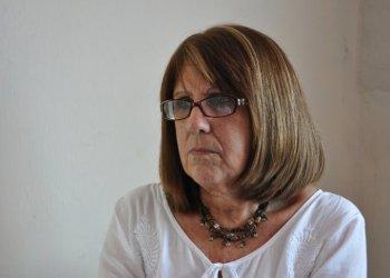 La historiadora cubana Elda Cento, fallecida el 28 de octubre de 2019. Foto: 5septiembre.cu / Archivo.