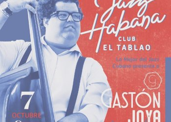 gaston joya-habana jazz-el tablao
