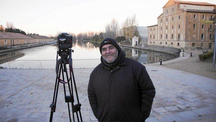 El documentalista español Eduardo Margareto. Foto: La Razón.
