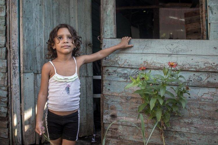 """Una de las fotos que ilustra el reportaje ganadro """"La sangre nunca fue amarilla"""". Foto: Ismario Rodríguez/Periodismo de Barrio."""