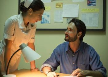 """Rodrigo Santoro protagoniza la película cubana """"Un Traductor"""", precandidata a los nominados a Mejor Película Internacional en los Oscar 2020."""