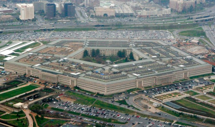 El Pentágono en Washington. (AP Foto/Charles Dharapak, archivo)