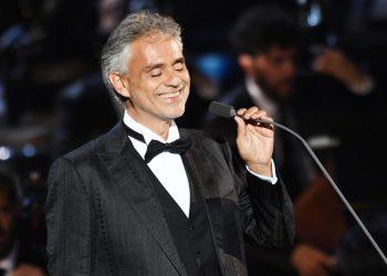 El tenor italiano Andrea Bocelli. Foto: 777blog.hu