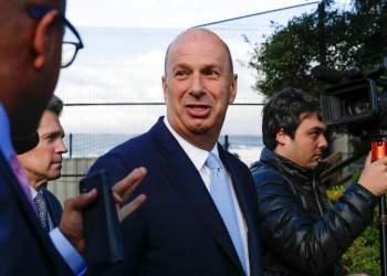 El embajador de Estados Unidos ante la Unión Europea Gordon Sondland. Foto: Pablo Martinez Monsivais / AP / Archivo.