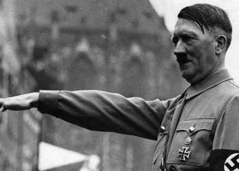 Adolf Hitler nació el 20 de abril de 1889.