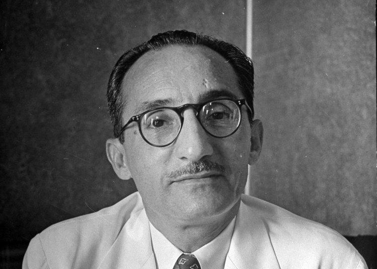 Jorge Mañach. Foto: George Skadding / Getty Images / Archivo.