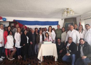 Médicos cubanos en Bolivia. Foto: misiones.minrex.gob.cu