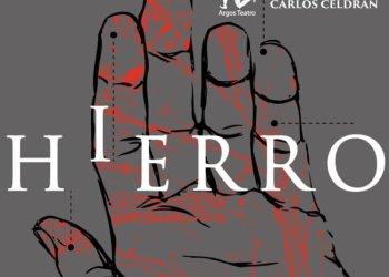 Poster-Hierro-Argos Teatro