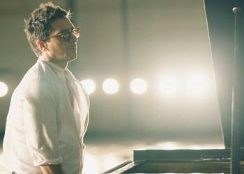 """David Blanco en el video clip del tema """"Yo soy el punto cubano"""". (Fotograma del video)"""