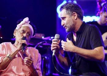 Omara Portuondo-Jorge Drexler-Festival de Jazz-Vitoria-2019