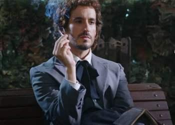 """El joven actor Yasmany Guerrero asume el protagónico en la película cubana """"Buscando a Casal"""", sobre la vida del poeta Julián del Casal. Foto: Perfil de facebook de la película."""