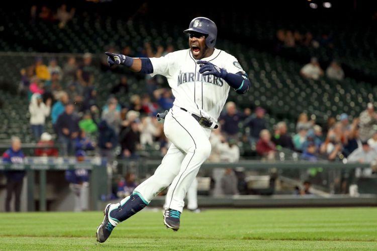 Guillermo Heredia jugó tres temporadas con los Marineros de Seattle. Foto: Abbie Parr/Getty Images