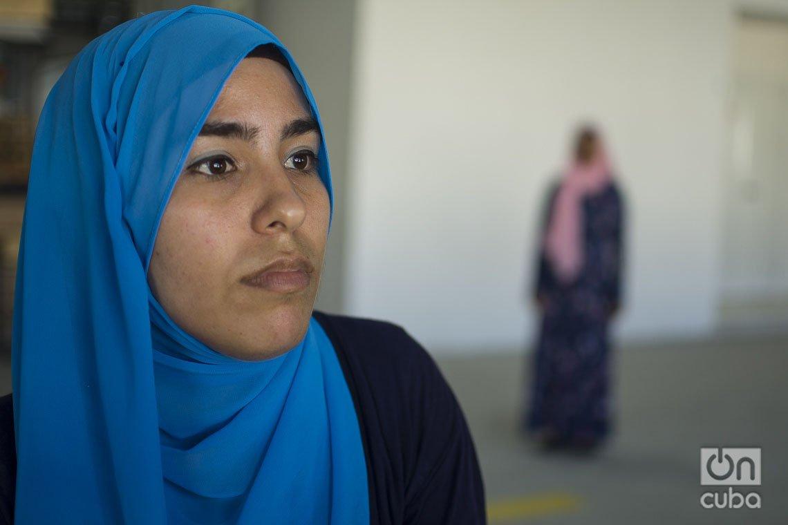 Maryam Camejo-periodista-Firdaus-islam-Cuba