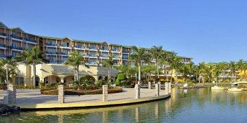 Hotel Meliá Las Antillas, en el balneario de Varadero. Foto: melia.com