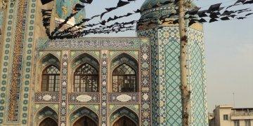 Mezquita en Teherán. Foto: Pxhere.