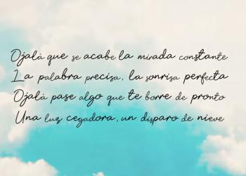 """Fotograma del video de """"Ojalá Pase"""", de Orishas que incluye  fragmentos de la canción """"Ojalá"""" de Silvio Rodríguez."""