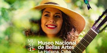 Rosalía León-Bellas Artes-La Habana-concierto-2020