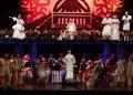 La Orquesta del Lyceum de La Habana y Carlos Díaz presentan en el Centro Kennedy la ópera La Clemencia de Tito, de Mozart. Foto de Alain Gutiérrez. @alainmenox