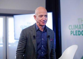 Jeff Bezos. Foto: Pablo Martinez Monsivais/AP.