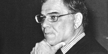 El escritor y periodista cubano Lisandro Otero González. Foto: encaribe.org / Archivo.