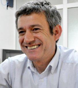 José Carrasco, director general del Triatlón de La Habana. Foto: Gabriel García.