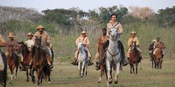 """Fotograma del filme """"El Mayor"""", la producción del ICAIC que llegará a cines cubanos a partir del 24 de marzo."""