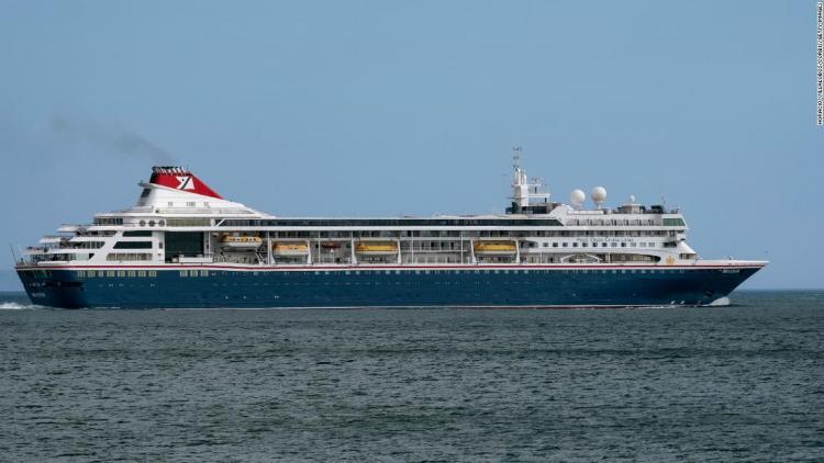El barco MS Braemar operado por Fred Olsen Cruise Lines Foto: Horacio Villalobos-Corbis/Getty Images/Archivo.