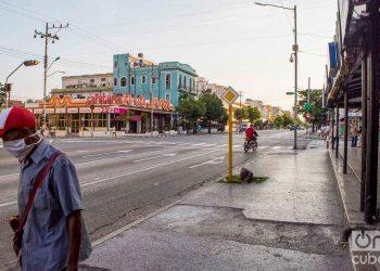 La esquina de 23 y 12, Vedado, La Habana. Foto: Otmaro Rodríguez