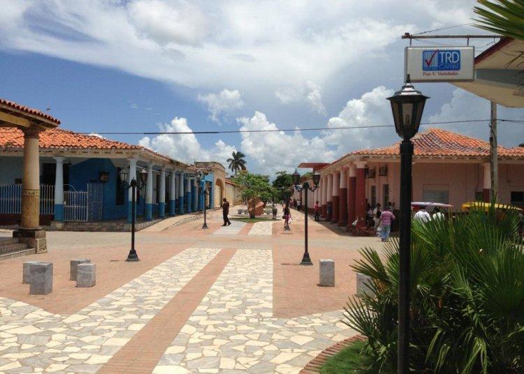 Nueva Gerona. Foto: CNC TV Granma.