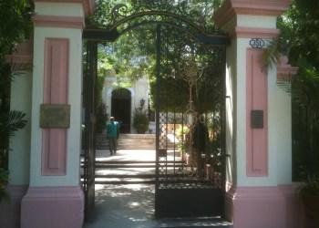 Sede de la Uneac, 17 y H. Vedado. Foto: Uneac.