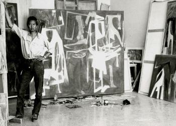 Un cuadro de Lam podría romper el récord de la pieza de arte latinoamericano más cara en una subasta de Sotheby's, que ostenta una pieza del mexicano Diego Rivera. Foto: galeriamontenegro.com