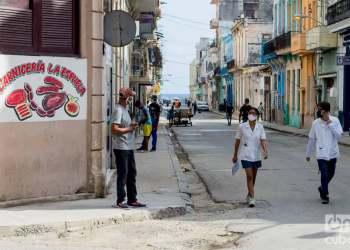 Centro Habana. Foto: Otmaro Rodríguez.