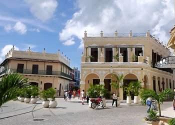 Ciudad de Camagüey. Foto: Youtube.