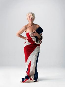 Helen Mirren by P