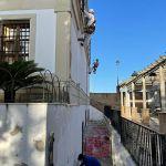 EL AYUNTAMIENTO DE CASTILLEJA DE GUZMÁN  ESTÁ TRABAJANDO EN RENOVAR ESTE EDIFICIO MUNICIPAL