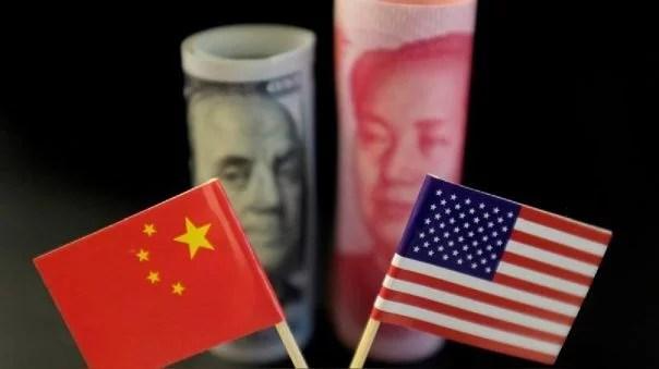 CHINA EE UU