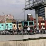 Alianza Lima : Un policía herido durante un enfrentamiento con hinchas