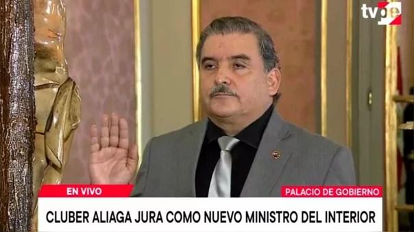 Cluber Fernando Aliaga
