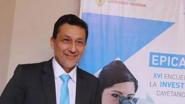 El Consejo Universitario de la Universidad Peruana Cayetano Heredia (UPCH) acordó suspender al doctor Germán Málaga