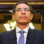 Poder Judicial declaró improcedente la acción de amparo que presentó Martín Vizcarra contra inhabilitación