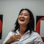 Keiko Fujimori: PJ declara infundado pedido para variar comparecencia con restricciones por prisión preventiva