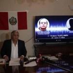 Olivera presenta audios de Vladimiro Montesinos sobre presunto «fraude electoral»