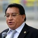 José Luna Gálvez : Juez cambia detención domiciliaria por comparecencia con restricciones