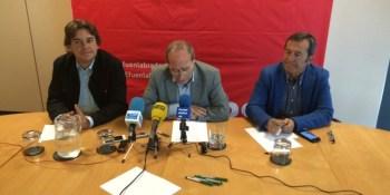 Rueda de prensa PSOE Fuenlabrada