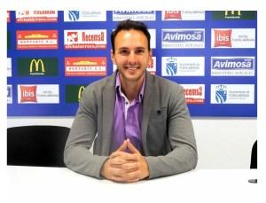Jesús Clemente, DirCom CF. Fuenlabrada