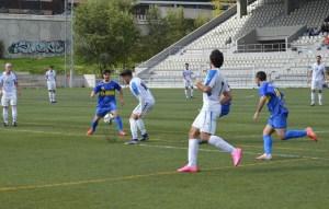 El CD. Lugo se complica la vida al no pasar del empate ante el Atlético Pinto