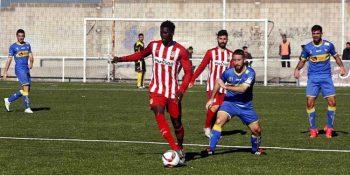 Mala despedida del Lugo Fuenlabrada de la Tercera División